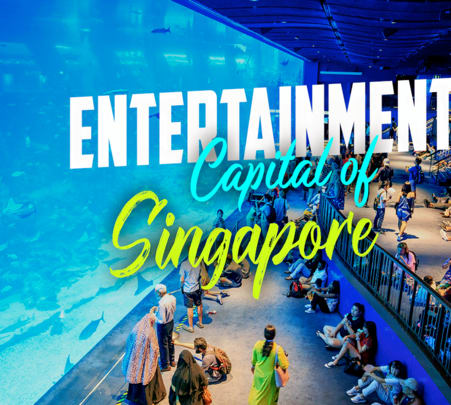 Sentosa Island Tickets - Flat 12% off