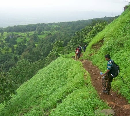 Range Trek to Lonavala-Bhimshankar via Jambhivali