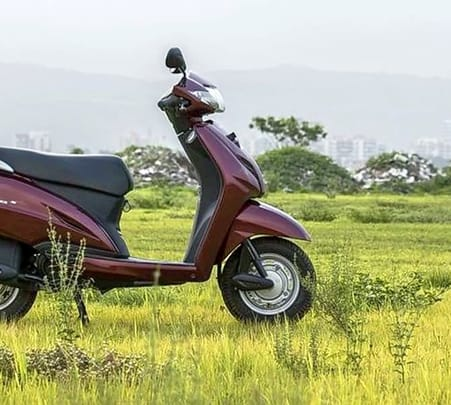 Scooty Rental in Jodhpur-flat 30% off
