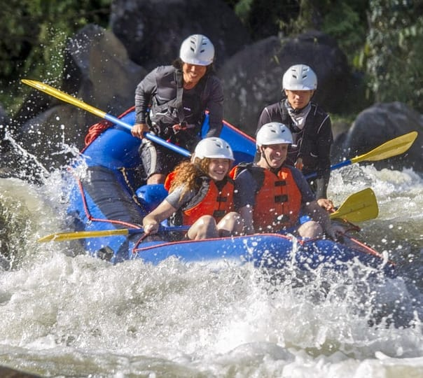 Rafting and Trekking in Chiang Mai