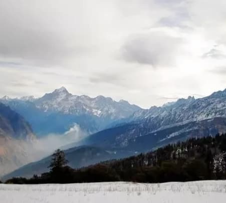 Winter Kuari Pass Trek