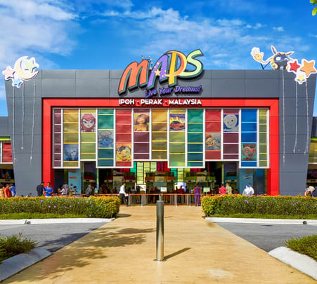Movie Animation Park Studios, Maps Ipoh @ Flat 15% off