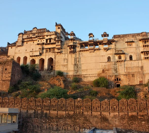Day Trip from Jaipur to Bundi