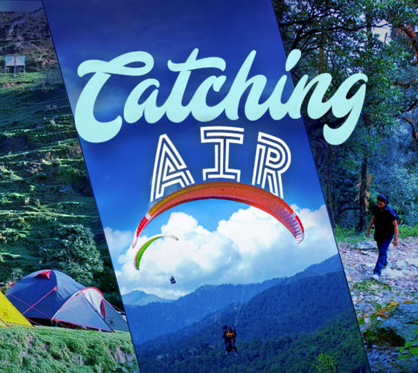 Paragliding, Short Trekking and Camping in Bir Valley