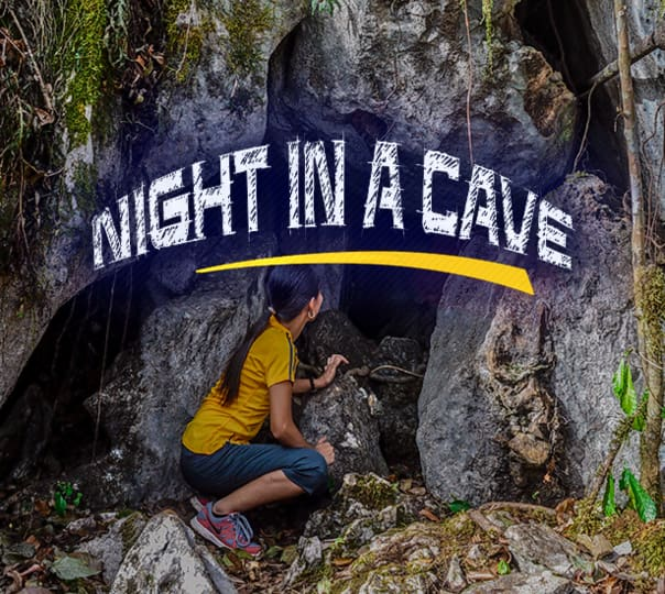 Camping In A Cave In Wayanad