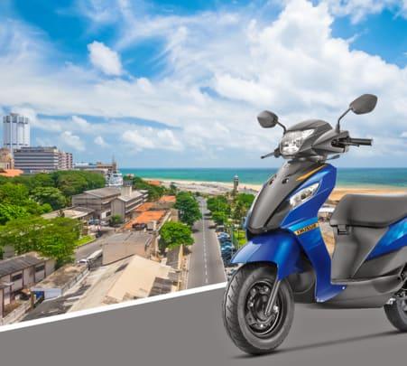 Bike Rental in Colombo - Flat 10% off