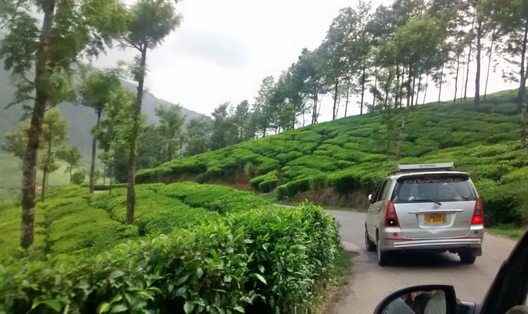 bangalore to munnar – a detailed travel guide