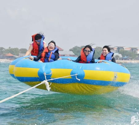 Donut Boat Ride at South Kuta, Bali- Flat 20% off