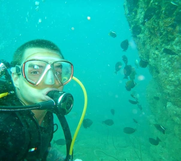 PADI Advanced Diving Course in Goa