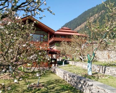 Shivadya Resort- a Boutique Property in Manali @ Flat 41% off