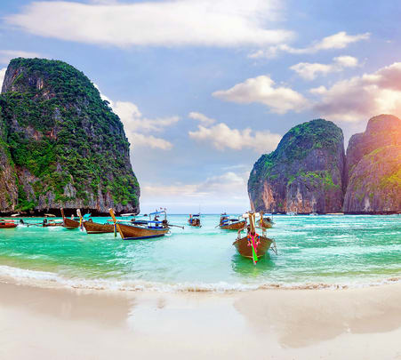 Phi Phi Island & Bamboo Island Trip Flat 15% off