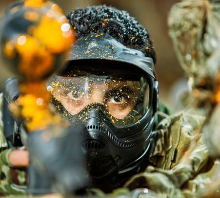 Play Paintball In Bangalore, Near Bannerghatta Road