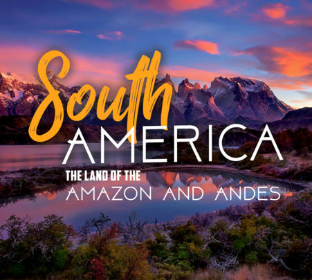 South America Tour with Hiking in Snow Mountains
