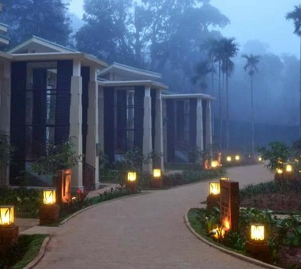 Stay at Club Mahindra in Virajpet, Coorg