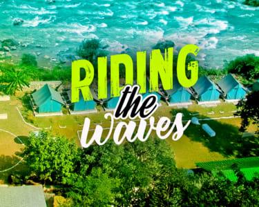 Rafting Adventure Camp in Rishikesh- Flat 25% off