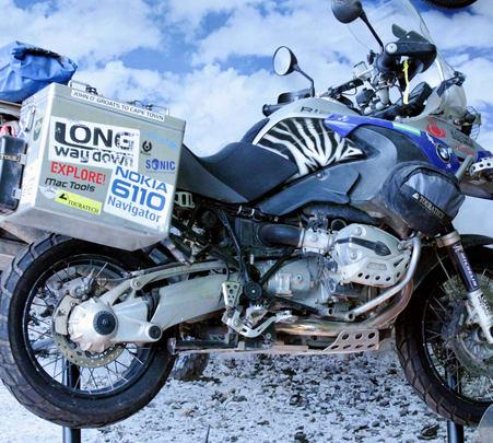 16 Days Motorcycle Safari in Ladakh
