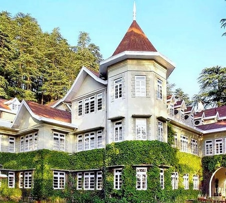 Nature Stay at  Woodville Palace, Shimla
