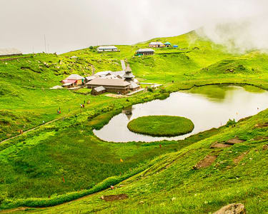 Prashar Lake Trek, 2018 Flat 20% Off