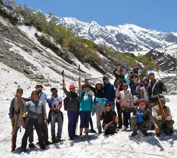 Women's Trek to Beas Kund