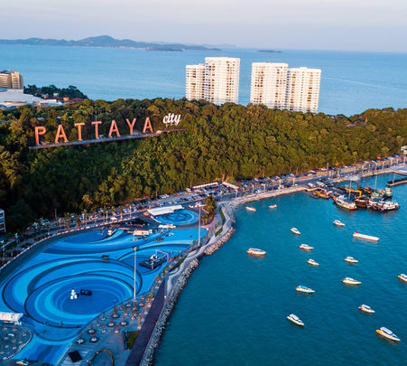 Pattaya City and Coral Island Day Tour - Flat 34% off