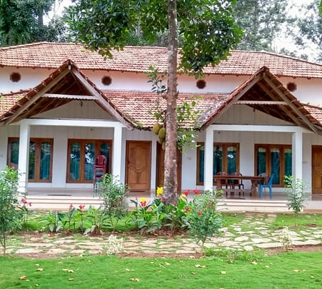 Riverside Homestay Experience in Coorg