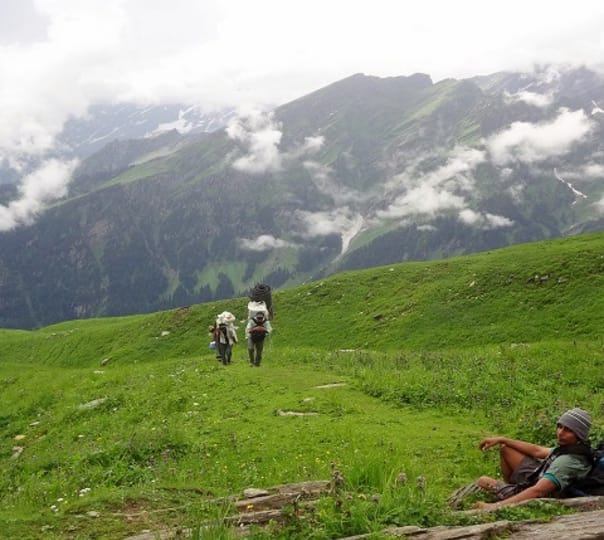Trek to Bhrigu Lake For 3 Days