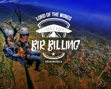 Paragliding in Bir Billing with Trekking and Camping Flat 20% off