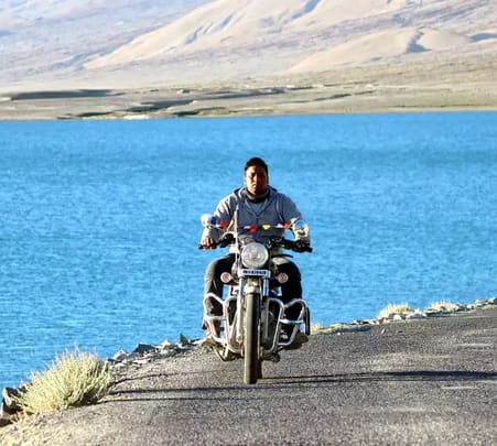 Manali Leh Motorcycle Tour from Delhi