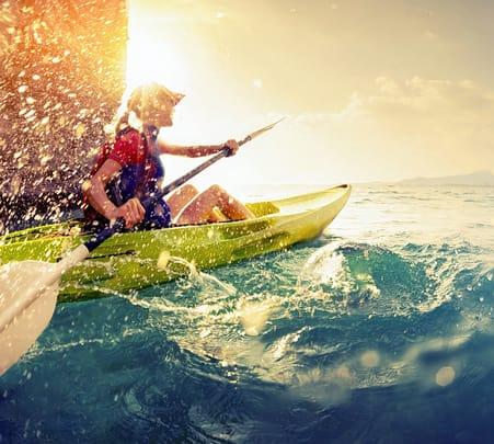 Sea Kayaking On Weekends in Goa - Flat 12% Off