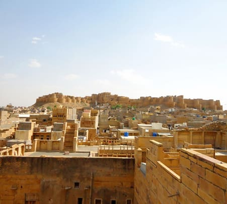 Rajasthan Sightseeing Tour Package: Explore 4 Cities