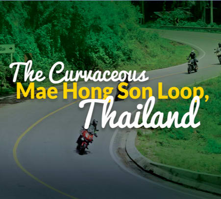 Thailand Motorcycle Tour: Discover the Land of Smiles