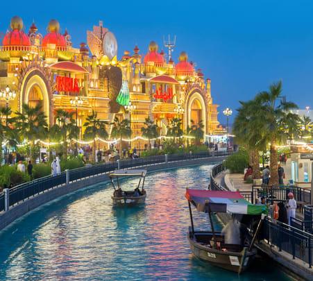 Dubai Global Village Tickets
