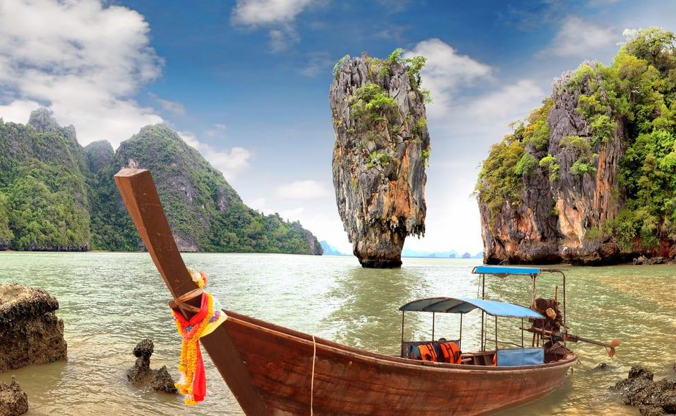 James Bond Island Phang Nga Bay Tour Flat 15 Off