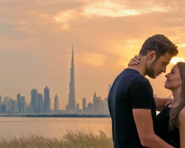 6 Day Dubai and Abu Dhabi Honeymoon Tour - Flat 22% off