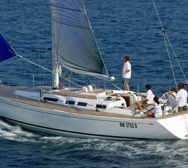 Rent A Yacht In Mumbai- Grand Soleli 45