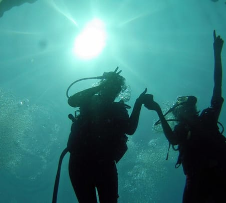 Advanced Diving Courses at Candolim in Goa