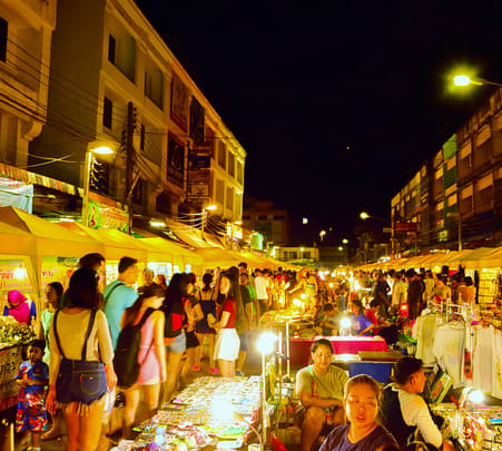 Krabi Night Market