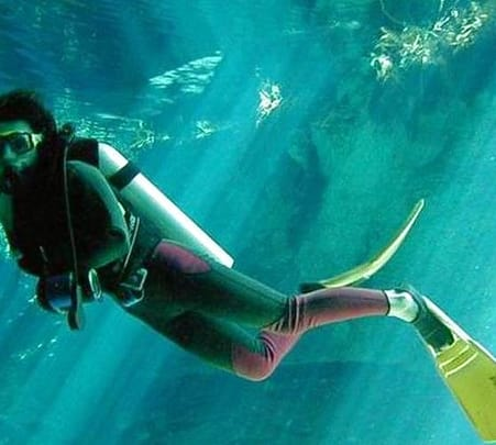 Integrated Scuba Diving In Bangalore
