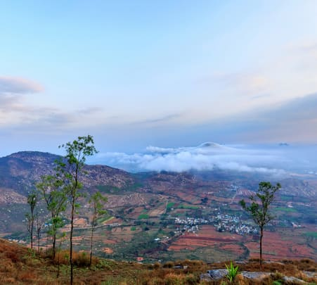 Day Trek to Horagina Betta near Nandi Hills, Flat 22% off