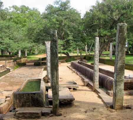 Day Tour to Anuradhapura and Mihintale
