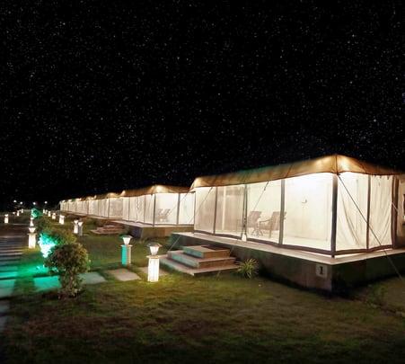 Rawai Luxury Tents Pushkar @ Flat 20% off