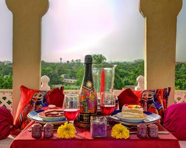 Candlelit Dinner Jaipur