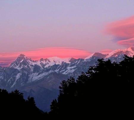 Dayara Bugyal Trek in Uttaranchal, 2019