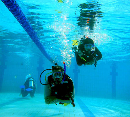 Discover Scuba Diving Experience in Pune