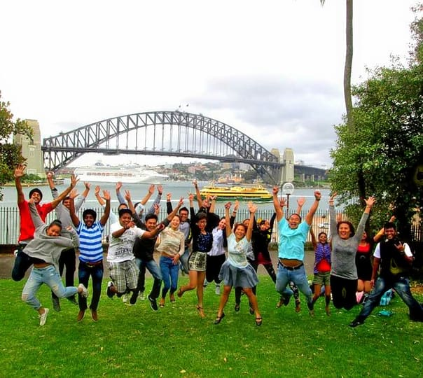 Sydney City Walking Tour