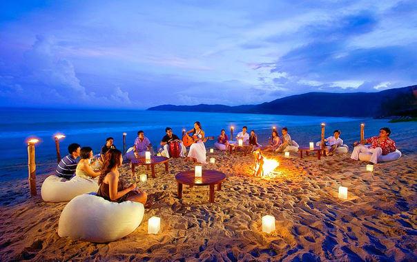 Beach With People 1502364243 Beachwithpeoplepartyingwallpaper3jpg