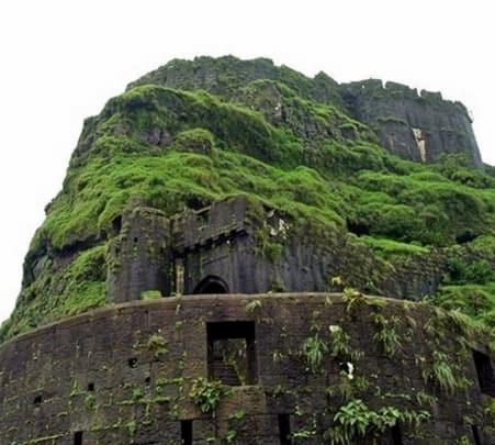 Lohagad Fort Trek in Maharashtra