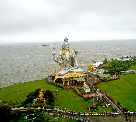 Day Tour of Murdeshwar- Gokarna- Palolem Beach