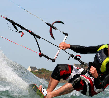 Kite Surfing For Beginners in Goa