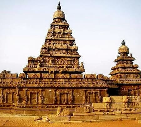 Day Trip To Mahabalipuram